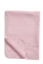 Deken licht roze  100x150 100% katoen