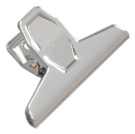 Papierklem MAUL Pro 95mm capaciteit 25mm blister à 2 stuks