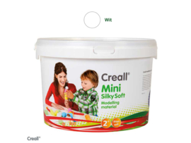 Creall-mini silky soft 1100g -  Wit