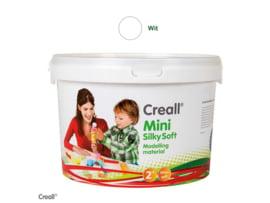 1100g Creall-mini silky soft wit