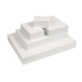 Tekenpapier wit - superkwaliteit -  120 grams