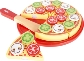 Pizza - Houten set