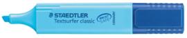 Markeerstift Staedtler 364 Textsurfer blauw