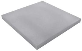 Geluiddempend vierkant - marengo, 50 mm