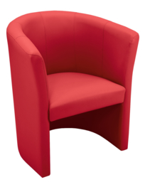 Fauteuils Club  rood