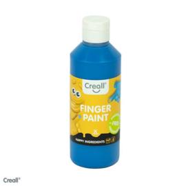 250ml Creall-fingerpaint blauw