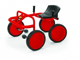 Vierwiel moonbuggy
