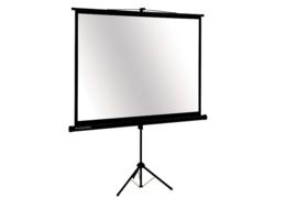 ECONOMY mobiel projectiescherm 120 x 160 cm