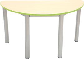 Premium halfronde tafelblad - groen