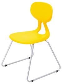 Livia Plus stoel maat 5 of 6, geel