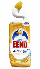Sanitairreiniger Wc-Eend citrus 750ml