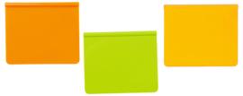 Personalisatieplaat geel