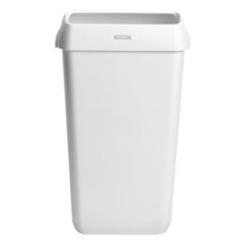 Afvalbak Katrin 91899 25liter wit