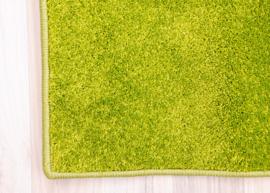 Eenkleurig tapijt - groen2 x 3 m