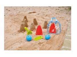 Zandvormen bowlingset