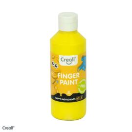250ml Creall-fingerpaint geel