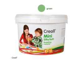 1100g Creall-mini silky soft groen