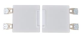 Quadro - garderobe deuren 180 -  grijs