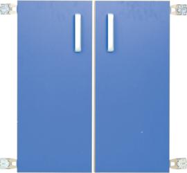Deur voor niveau verhoger M (092818) - blauw