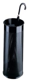 Paraplustandaard 3350-01 perforatie 62x26cm zwart