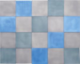 Geluiddempende vierkanten set 2