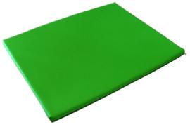 Boxkussen kunstleder - diverse kleuren
