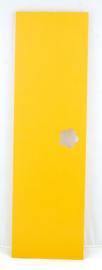 Deur voor garderobe Mariposa - geel