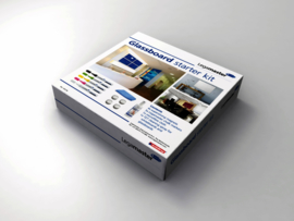Glasbord Starter kit