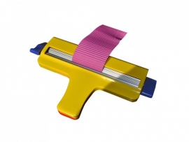 Ribbelmaker voor A4 papier