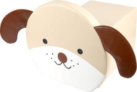 Dieren poef - hond