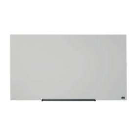 Glasbord Nobo Diamond 99,3x55,9cm wit