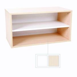 Quadro - smalle hangkast met plank