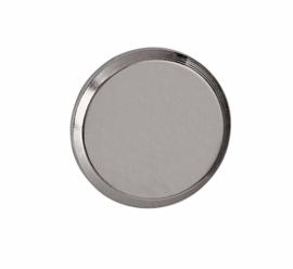 1x Magneet MAUL Neodymium rond 25mm 13kg nikkel