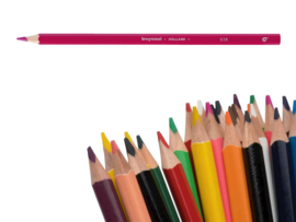 12 kleurpotloden Bruynzeel karmijn 938