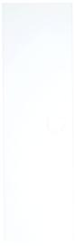 Deur voor garderobe Mariposa - wit