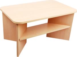 Tafel voor zithoekjes