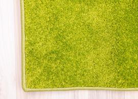 Eenkleurig tapijt - groen 3 x 4 m