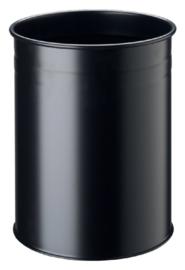 Papierbak Durable 3304 15 liter zwart