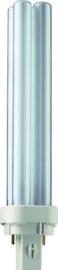 Spaarlamp Philips Master PL-C 2P 26W 1800 Lumen 830 warm wit