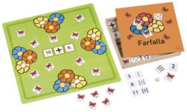 Cijferspel Farfalla