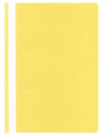 10x Snelhechter Quantore A4 PP geel