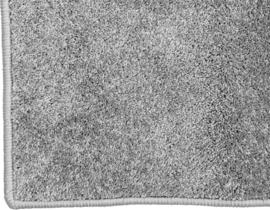 Eenkleurig tapijt - grijs 2 x 3 m
