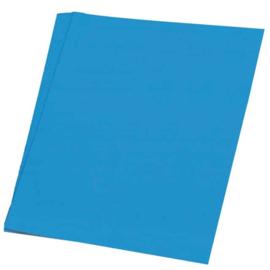 Engels karton Licht-blauw