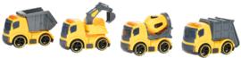 Speelgoedauto - mix van ontwerpen