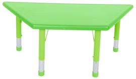 Dumi trapezium tafel - groen