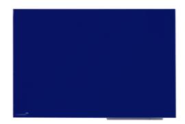 Coloured glasbord 60 x 80 cm blauw