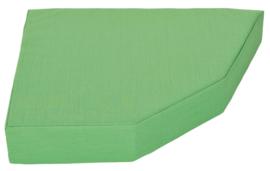 Quadro matras  groen, hoogte 15 cm