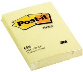 Memoblok 3M Post-it 51 x 76 mm.