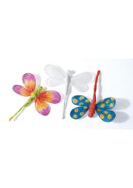 libelle nylon 12x14cm