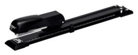 Nietmachine Rapid E15 langarm 20vel 24/6 zwart
